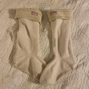 EUC size 8-10 Hunter boot socks